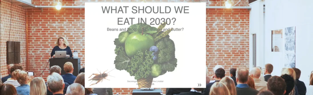 Insight: What will we eat in 2030?